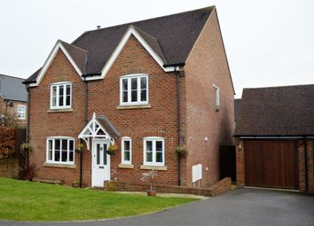 Thumbnail 4 bed detached house for sale in Lacock Gardens, Hilperton, Trowbridge