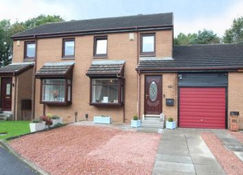 Thumbnail 3 bed semi-detached house for sale in Lochlibo Court, Girdle Toll, Irvine, North Ayrshire