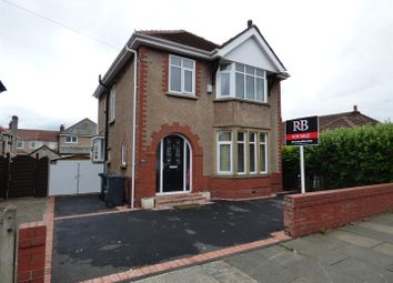 Thumbnail 3 bed detached house for sale in Balmoral Road, Morecambe