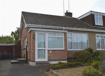 Thumbnail 2 bed semi-detached bungalow for sale in Washbrook Close, Little Billing, Northampton