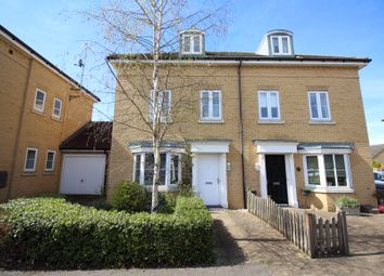 Thumbnail 3 bed detached house to rent in Birch Road, Canterbury