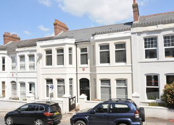 Thumbnail 5 bedroom terraced house for sale in Mutley Road, Plymouth