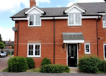 Thumbnail 2 bedroom end terrace house to rent in Caldecott Chase, Abingdon