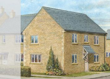 Thumbnail 3 bed semi-detached house for sale in Tinwell Heights, Tinwell, Stamford