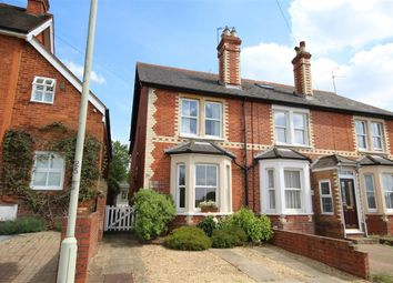 Thumbnail 3 bedroom end terrace house for sale in London Road, Twyford