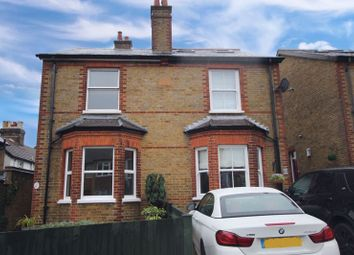 3 bed semi-detached house for sale in Burgh Heath Road, Epsom KT17