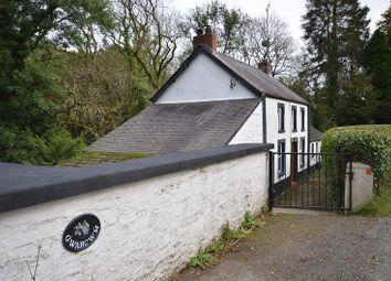 Thumbnail 3 bed detached house for sale in Gwarcwm, Llanpumsaint, Carmarthen, Carmarthenshire.