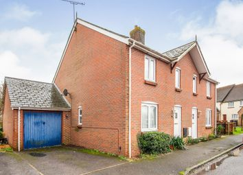 Thumbnail 3 bedroom semi-detached house for sale in Yalbury Lane, Crossways, Dorchester