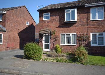 Thumbnail 3 bed semi-detached house for sale in Allington Drive, Barrs Court, Bristol