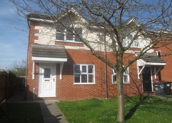 Thumbnail 2 bed semi-detached house to rent in Fairbrook, Wistaston, Crewe