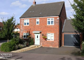 4 bed detached house for sale in Lake View, Houghton Regis, Dunstable, Bedfordshire LU5