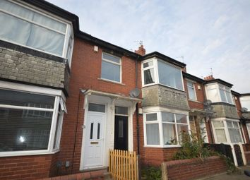 Thumbnail 3 bed flat for sale in Whitefield Terrace, Heaton, Newcastle Upon Tyne