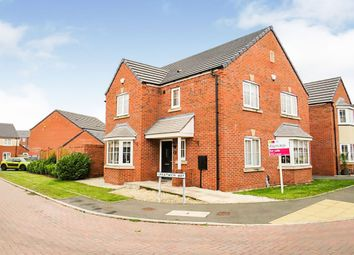4 bed detached house for sale in Greatwich Way, Kidderminster DY10