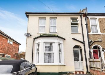 Thumbnail 3 bed end terrace house for sale in Moffat Road, Thornton Heath, Surrey