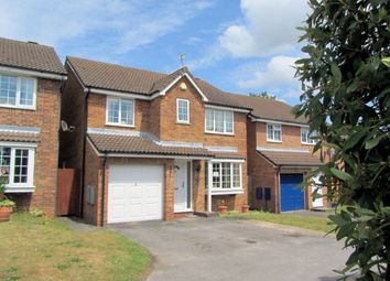 Thumbnail 4 bed detached house to rent in Stirling Crescent, Hedge End, Southampton