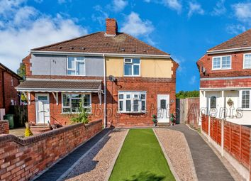 2 bed semi-detached house for sale in Oak Road, Walsall Wood, Walsall WS9