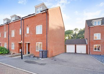 Thumbnail 5 bed town house for sale in Aspen Drive, Whitfield, Dover