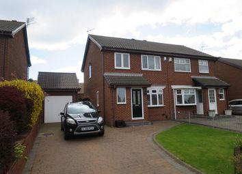 Thumbnail 3 bed semi-detached house for sale in Chirton Avenue, South Shields