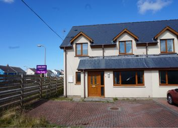 Thumbnail 3 bed semi-detached house for sale in Links Drive, Pembroke Dock