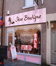Thumbnail Retail premises to let in Scott Street, Barrow In Furness, Cumbria