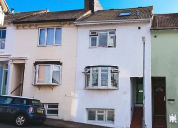 Thumbnail 4 bed terraced house for sale in Southover Street, Brighton