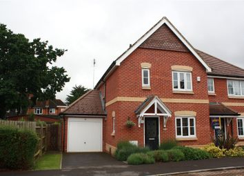 Thumbnail 3 bedroom semi-detached house for sale in Mays Close, Earley, Reading, Berkshire
