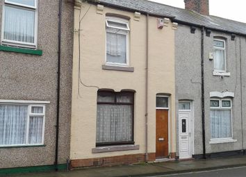Thumbnail 2 bedroom terraced house for sale in Cameron Road, Hartlepool