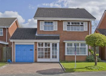 Thumbnail 4 bed property for sale in Birley Grove, Halesowen