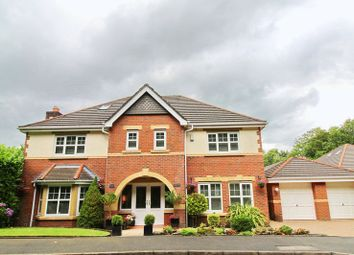 Thumbnail 5 bedroom detached house for sale in Regents Hill, Lostock, Bolton