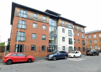 Thumbnail 2 bed flat for sale in Mac Court, St Thomas's Place, Stockport