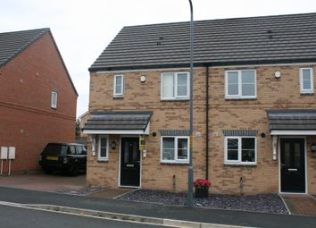 Thumbnail 3 bedroom semi-detached house to rent in Water Avens Way, Stockton-On-Tees