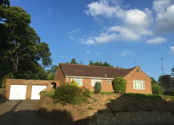Thumbnail 3 bed detached bungalow to rent in Nash Lane, Yeovil, Somerset