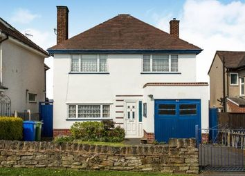 Thumbnail 3 bedroom detached house for sale in Dukes Drive, Newbold, Chesterfield, Derbyshire