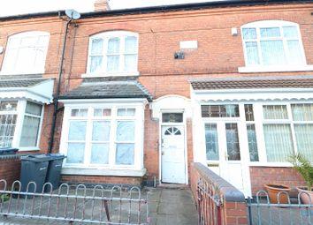 3 bed terraced house for sale in Albert Road, Birmingham, West Midlands B21