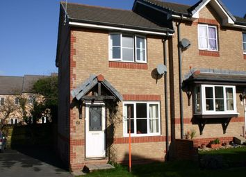 Thumbnail 2 bed semi-detached house to rent in Larcombe Road, St Austell, Cornwall