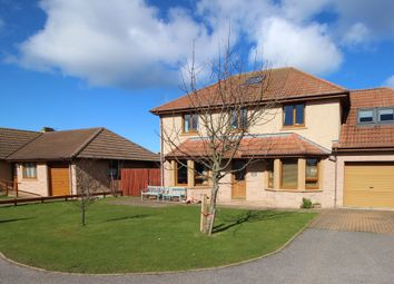 Thumbnail 5 bedroom detached house for sale in Weddershill Court, Hopeman