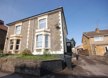 Thumbnail 2 bed flat for sale in Downend Road, Kingswood, Bristol