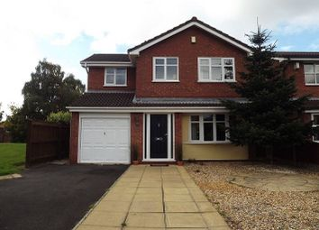 Thumbnail 3 bed detached house to rent in Crown Park Drive, Newton-Le-Willows