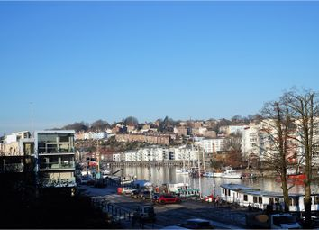 Thumbnail 2 bed flat for sale in Cumberland Road, Bristol