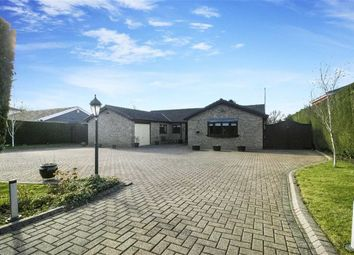 Thumbnail 6 bed bungalow for sale in Parklands, Darras Hall, Northumberland