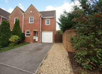Thumbnail 3 bed property to rent in Jutland Crescent, Andover