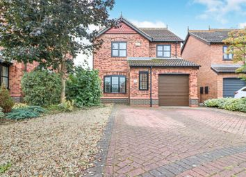 Thumbnail 3 bed detached house for sale in Chestnut Grove, Barnetby