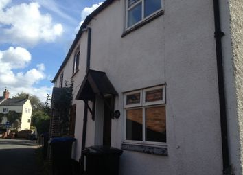 Thumbnail 2 bed cottage to rent in Berrys Lane, Ratby