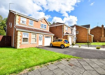 Thumbnail 4 bed detached house for sale in Princes Meadow, Gosforth, Newcastle Upon Tyne