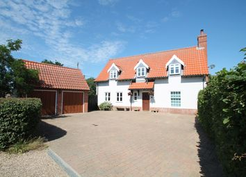 Thumbnail 4 bed detached house for sale in Church Meadows, Waldringfield, Woodbridge