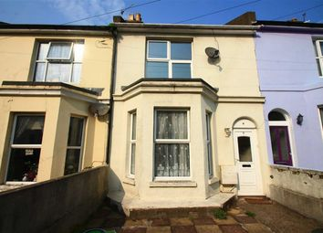 Thumbnail 3 bed terraced house for sale in Lower South Road, St Leonards-On-Sea, East Sussex