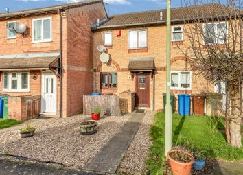 Thumbnail 2 bedroom terraced house for sale in Dean Close, Banbury