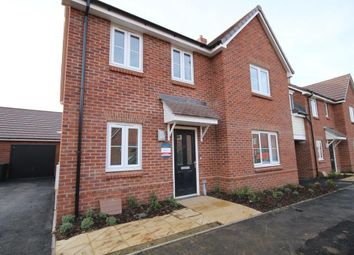 Thumbnail 4 bed link-detached house for sale in The Oakford, Chapel End Road, Houghton Conquest