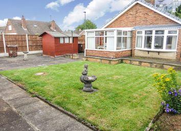 Thumbnail 2 bedroom detached bungalow for sale in Carsington Crescent, Allestree, Derby