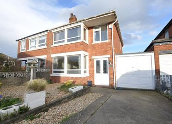 Thumbnail 3 bed semi-detached house for sale in Hillside Avenue, Kirkham, Preston, Lancashire